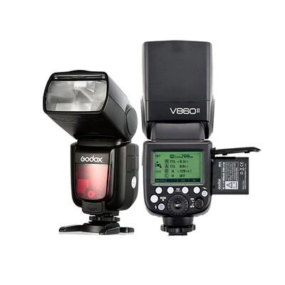 Godox Flash V860 II TTL  - สินค้ารับประกันศูนย์ GodoxThailand 2ปี