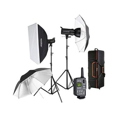 Godox Studio Flash SK400II-E SET ชุดไฟสตูดิโอ 400W - สินค้ารับประกันศูนย์ GodoxThailand 2ปี