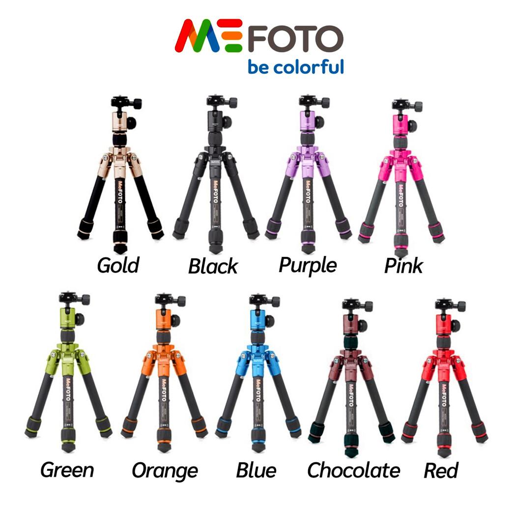 Mefoto Tripod A0320 Q00 - DayTrip Mini  ขาตั้งกล้อง ตั้งโต๊ะ พกพา