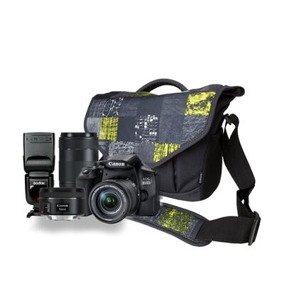 Benro Camera Bag Smart II 20 Dark Grey - กระเป๋ากล้อง DSLR / Mirrorless