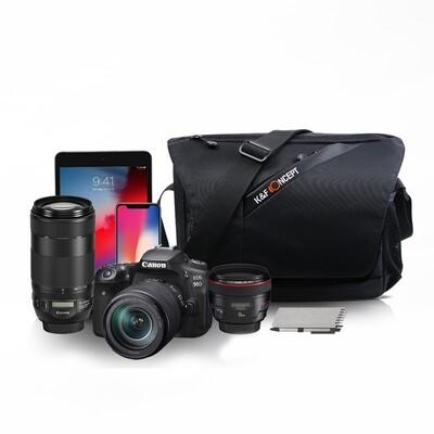 K&F Concept Bag No. KF13.091 - กระเป๋ากล้องกันน้ำ Camera Bags