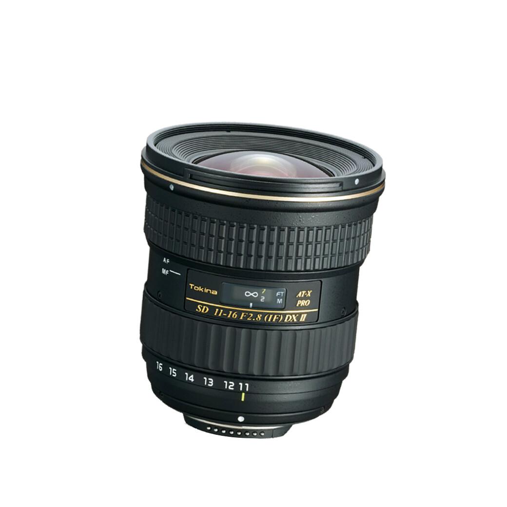 Tokina Lens AT-X 11-16 mm. F2.8 (IF) PRO DX II - รับประกันร้าน Digilife Camera 1ปี