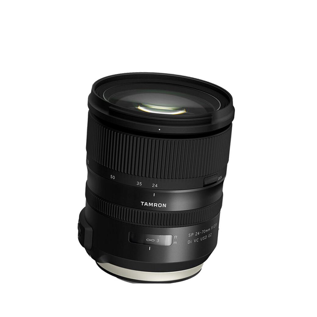 Tamron Lens SP 24-70 mm. F2.8 Di VC USD *G2 - รับประกันร้าน Digilife 1ปี