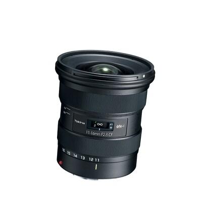 Tokina Lens atx-i 11-16 mm. F2.8 CF - รับประกันร้าน Digilife Camera 1ปี