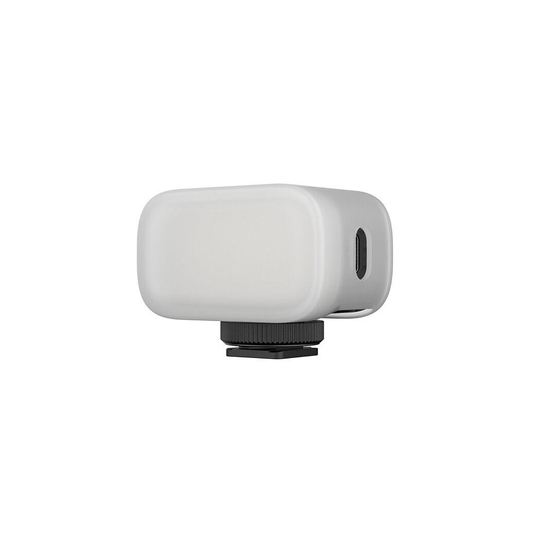Ulanzi VL15 Mini RGB ไฟ LED Video Light หลากสี - เพิ่มแสงสว่าง สำหรับ DSLR , Action cam , Smartphone - รับประกัน 3เดือน