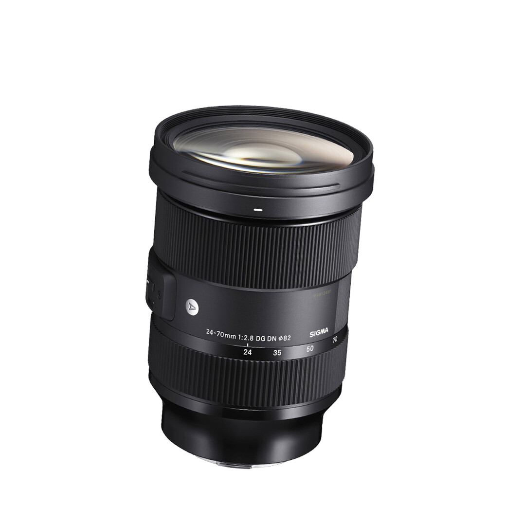 Sigma Lens 24-70 mm. F2.8 DG DN ( Art ) For Sony E  FE - รับประกันร้าน Digilife Thailand 1ปี