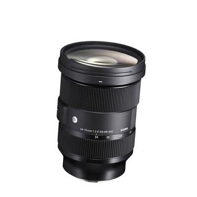 Sigma Lens 24-70 mm. F2.8 DG DN ( Art ) For Sony E  FE - รับประกันร้าน Digilife Thailand 1ปี