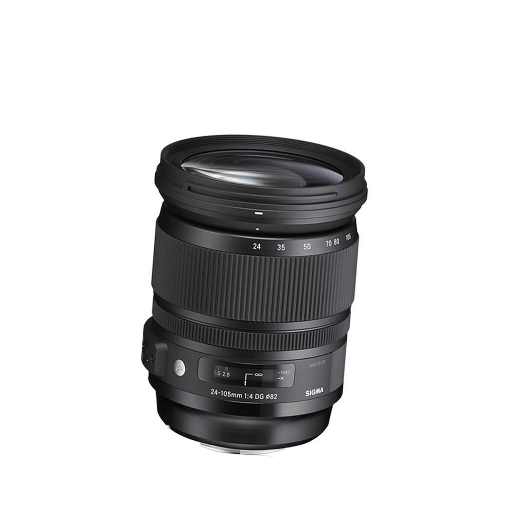 Sigma Lens 24-105 mm. F4 DG OS HSM ( Art )- รับประกันร้าน Digilife Thailand 1ปี