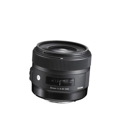 Sigma Lens 30 mm. F1.4 DC HSM ( Art ) - รับประกันร้าน Digilife Thailand 1ปี