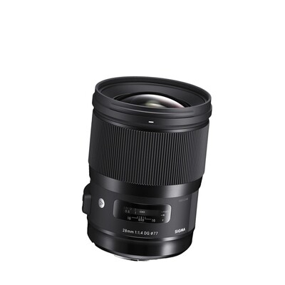 Sigma Lens 28 mm. F1.4 DG HSM ( Art ) - รับประกันร้าน Digilife Thailand 1ปี