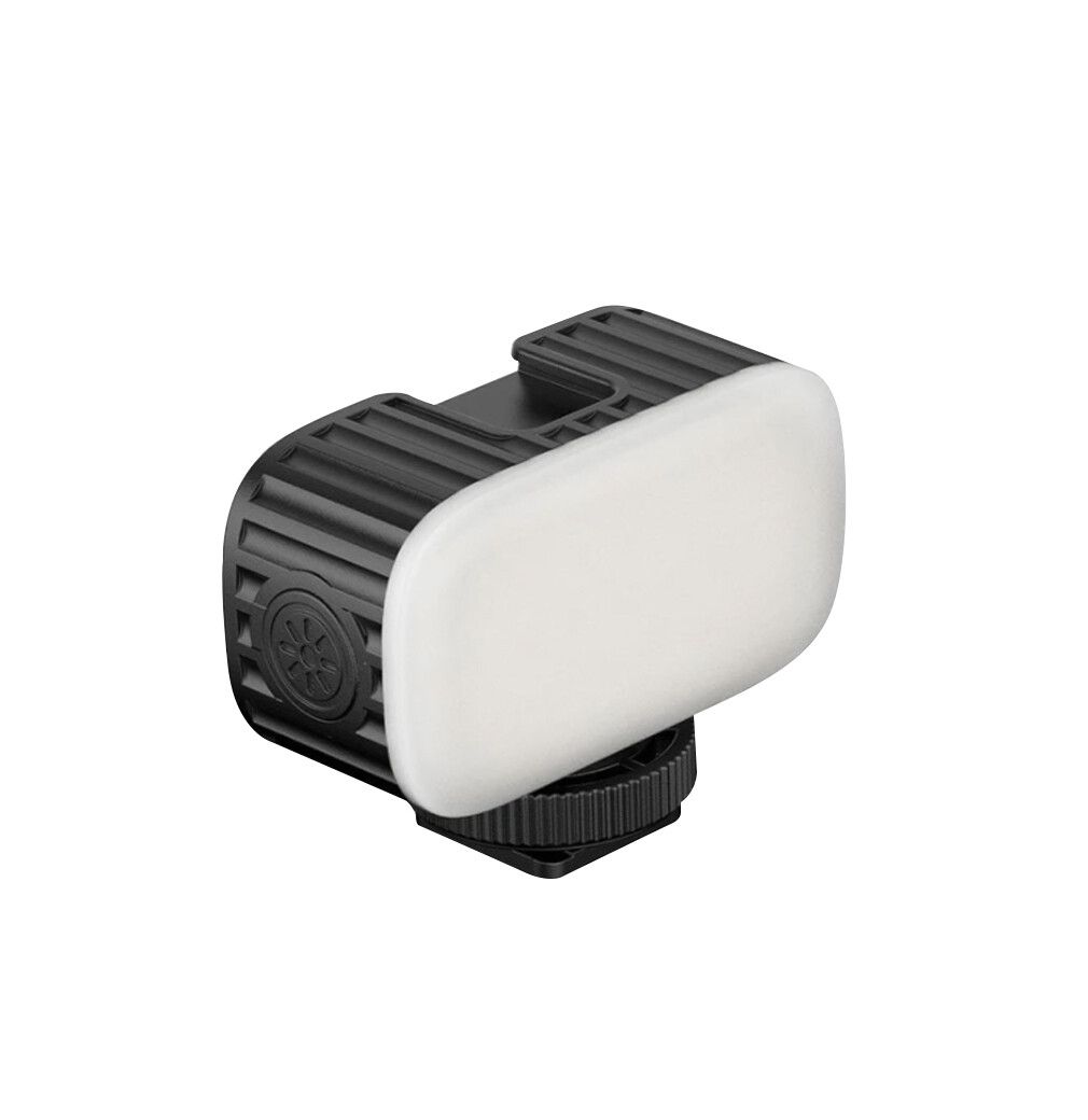 Ulanzi VL30 Mini 5600K ไฟ LED Video Light - เพิ่มแสงสว่าง สำหรับ DSLR , Action cam , Smartphone - รับประกัน 3เดือน