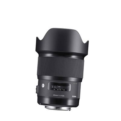 Sigma Lens 20 mm. F1.4 DG HSM ( Art ) - รับประกันร้าน Digilife Thailand 1ปี
