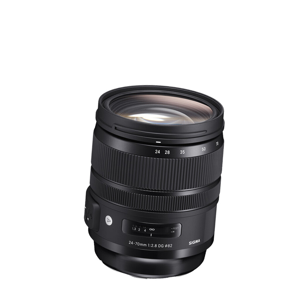 Sigma Lens 24-70 mm. F2.8 DG DN ( Art ) For Sony E , FE - รับประกันร้าน 1ปี