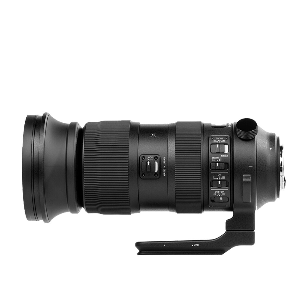 Sigma Lens 60-600 mm. F4.5-6.3 DG OS HSM ( Sports ) - รับประกันร้าน Digilife Thailand 1ปี