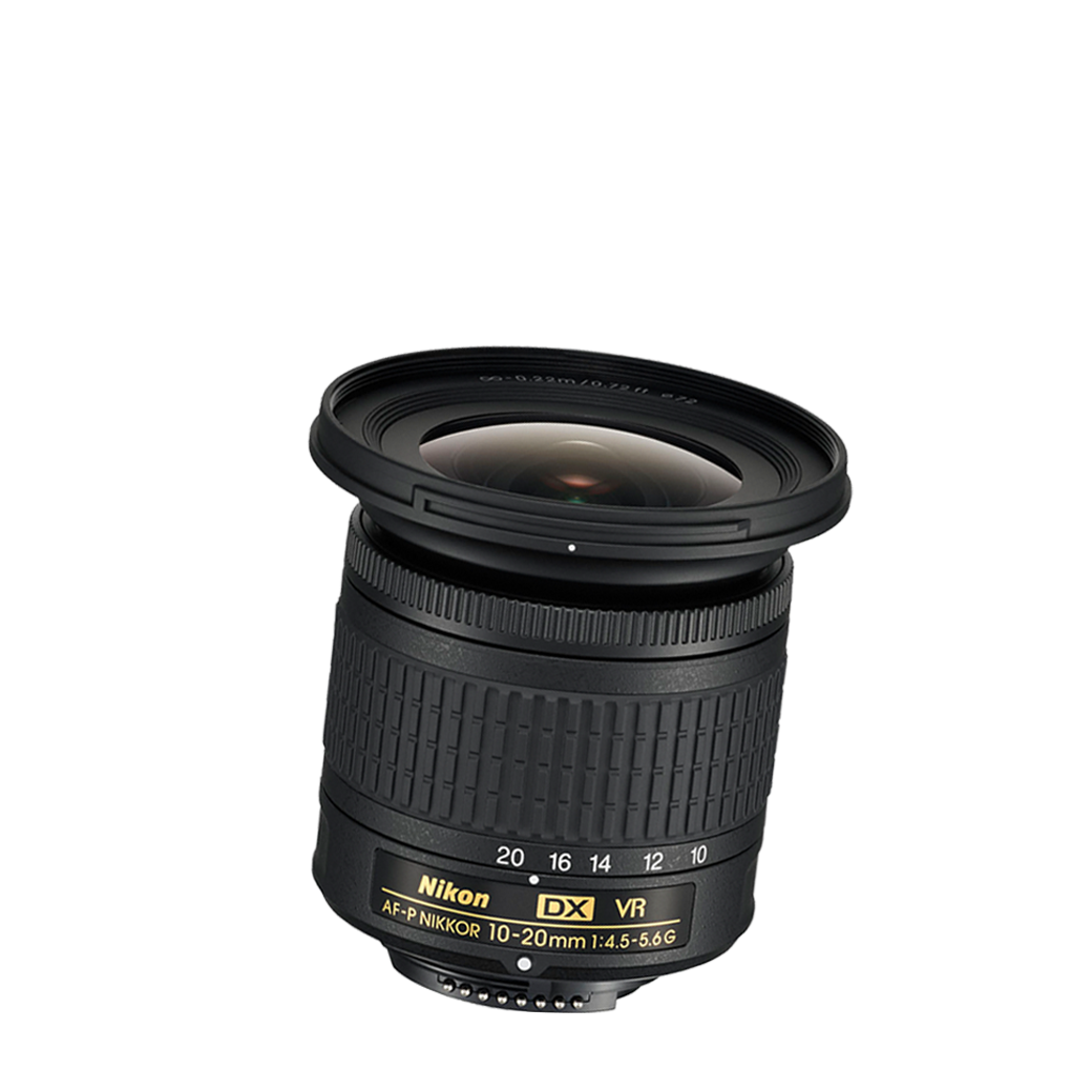 Nikon Lens AF-P 10-20 mm. F4.5-5.6G VR - รับประกันร้าน Digilife Thailand 1ปี