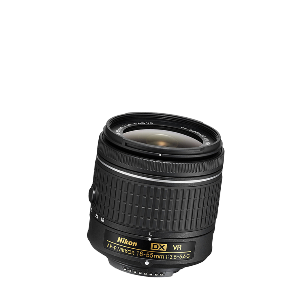 Nikon Lens AF-P 18-55 mm. VR  - รับประกันร้าน Digilife Thailand 1ปี