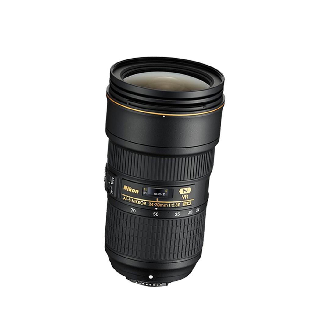 Nikon Lens AF-S 24-70 mm. F2.8E ED VR NANO - รับประกันร้าน Digilife Thailand 1ปี