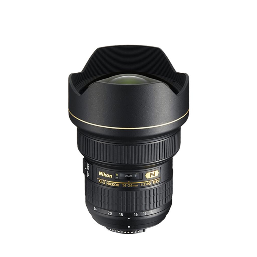 Nikon Lens  AF-S 14-24 mm. F2.8G ED NANO - รับประกันร้าน Digilife Thailand 1ปี