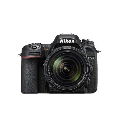 NIkon Camera D7500 Kit 18-140 mm. VR - รับประกันร้าน Digilife Thailand 1ปี