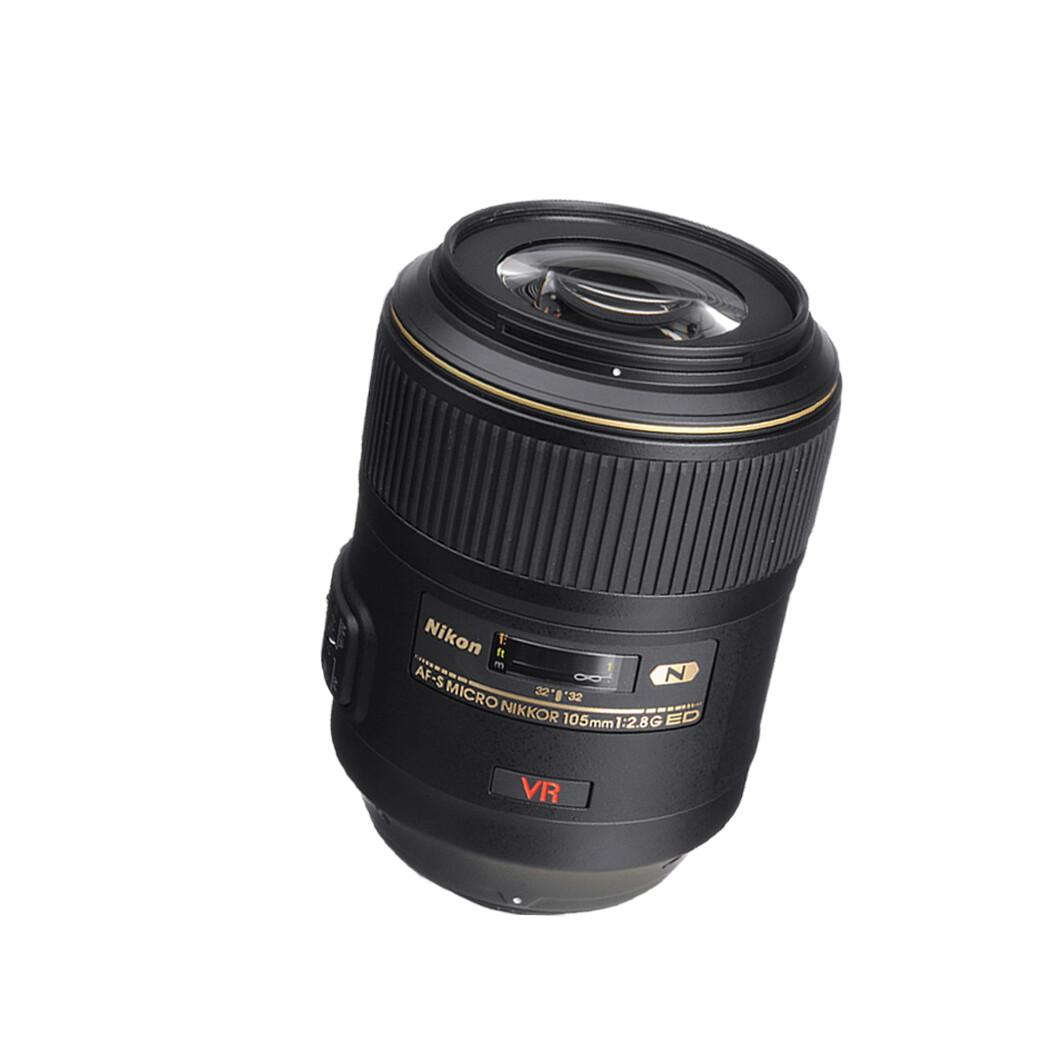 Nikon Lens AF-S 105 mm. F2.8 G ED Micro VR NANO - รับประกันร้าน Digilife Thailand 1ปี