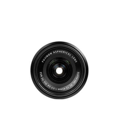 Fuji Lens XC 15-45 mm. F3.5-5.6 OIS PZ * สีดำ - รับประกันร้าน Digilife Thailand 1ปี