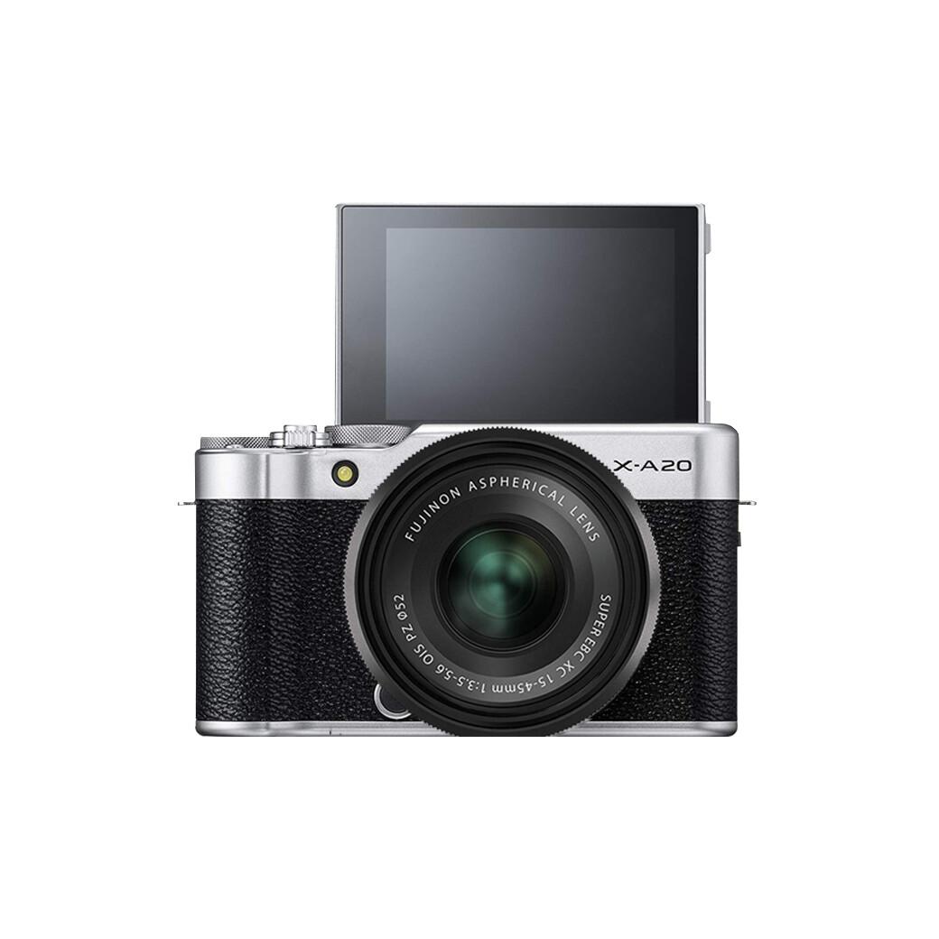 Fujifilm Camera X-A20 Kit 15-45 mm. OIS PZ - รับประกันร้าน Digilife Thailand 1ปี