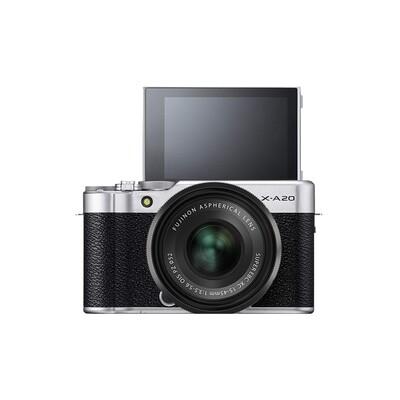 Fuji Camera X-A20 Kit 15-45 mm. OIS PZ - รับประกันร้าน Digilife Thailand 1ปี