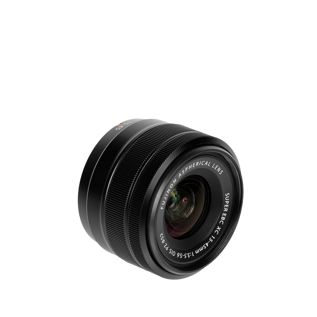 Fujifilm Lens XC 15-45 mm. F3.5-5.6 OIS PZ *Black - รับประกันร้าน Digilife Thailand 1ปี
