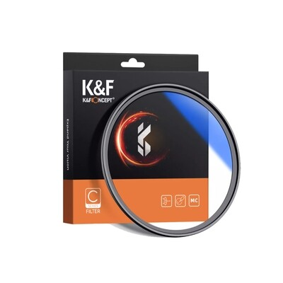 K&F Concept HMC UV Filter มัลติโค้ด