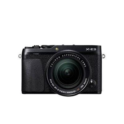 Fujifilm Camera X-E3 Kit 18-55 mm.F2.8-4R LM OIS - รับประกันร้าน Digilife Thailand 1ปี