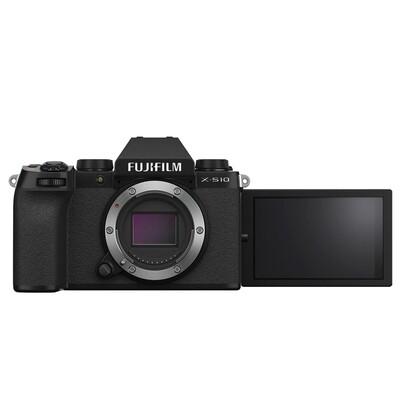 Fuji Camera X-S10 BODY ( Black )  - รับประกันร้าน Digilife Thailand 1ปี