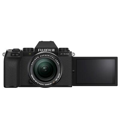 Fujifilm Camera X-S10 Kit XF 18-55 mm. F2.8-4R LM OIS - รับประกันร้าน Digilife Thailand 1ปี