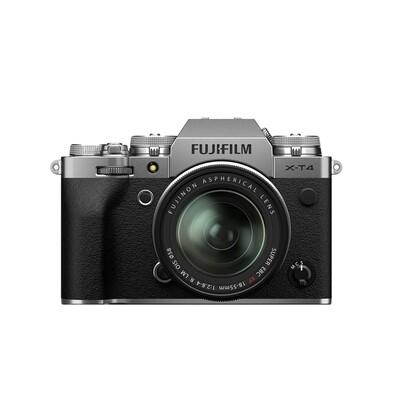 Fujifilm Camera X-T4  Kit 18-55 mm.F2.8-4R LM OIS - รับประกันร้าน Digilife Thailand 1ปี