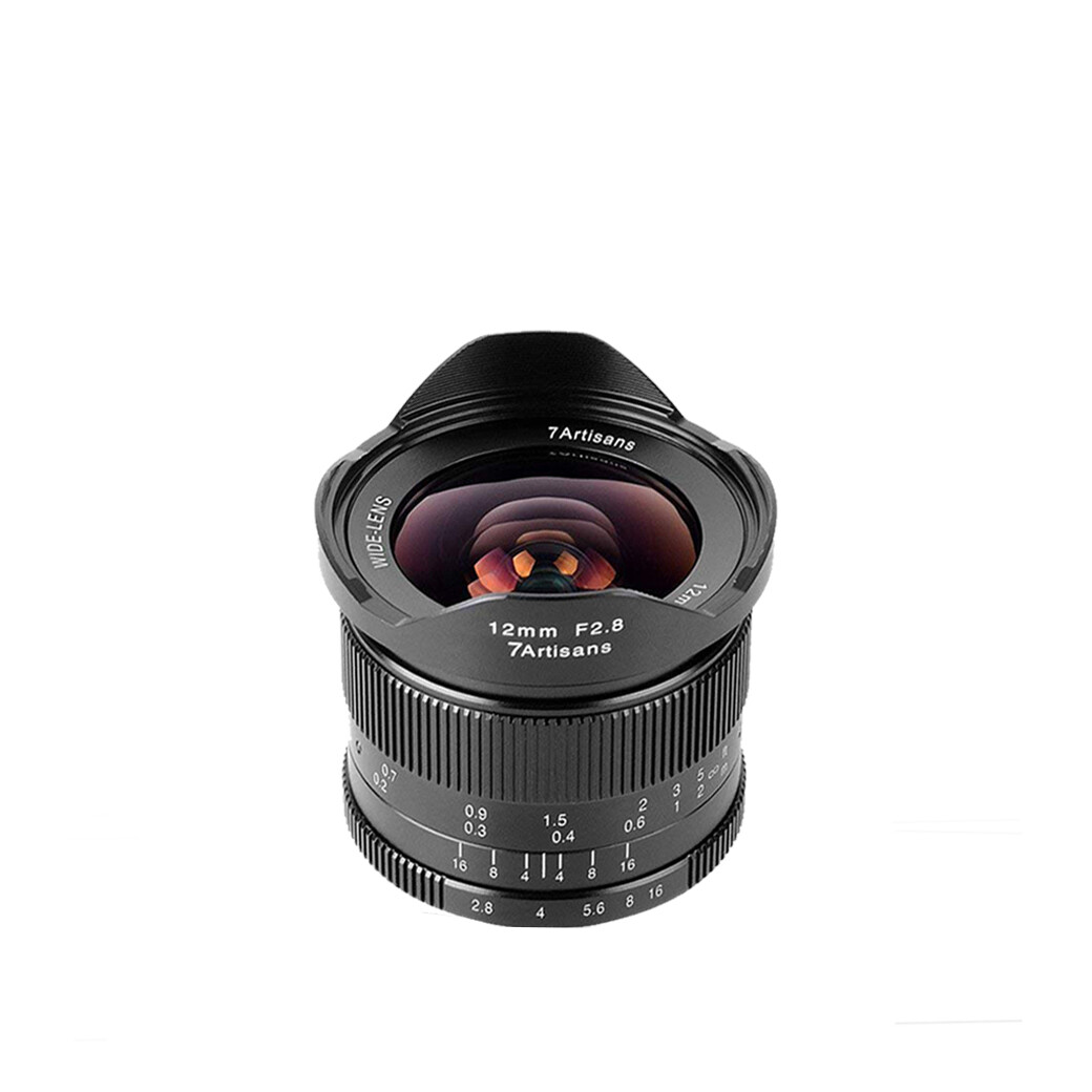 7Artisans Lens 12 mm. F2.8 Super Wide For Mirrorless- รับประกันร้าน Digilife Thailand 1ปี