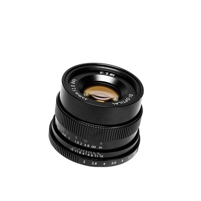 7artisans Lens 35 mm. F2 * Photoelectric For Leica M Mount