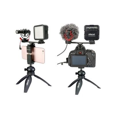 Ulanzi Vlog Video Kit ( 5in1 ) For Smartphone & Camera * รับประกันร้าน 3 เดือน