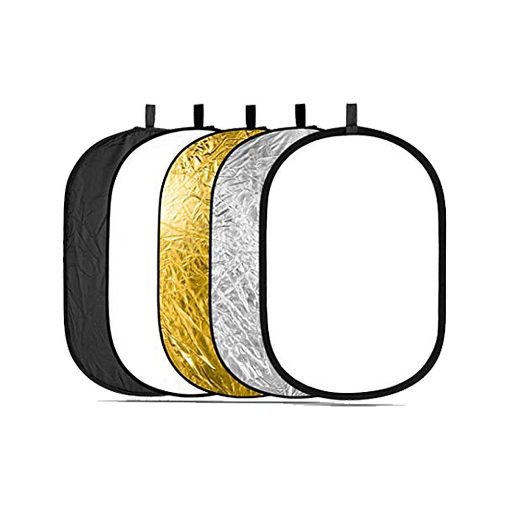Reflector - วงรี 5in1 - Reflecter , Reflect 60*90 , 90*120 , 100*150 cm.