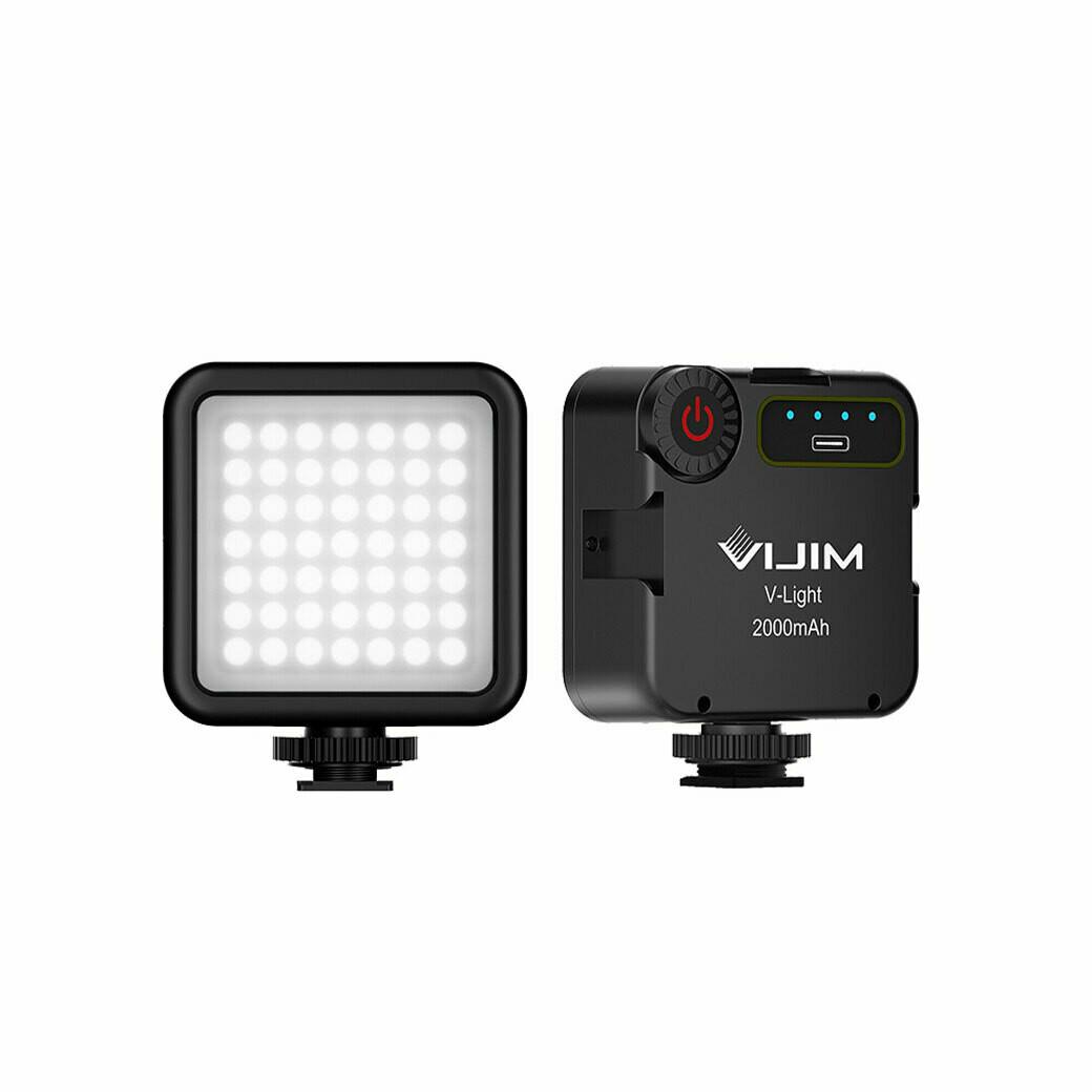 Vijim V-LIGHT MINI 2000MAH LED VIDEO LIGHT * รับประกันร้าน 3 เดือน