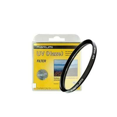 Marumi Filter UV  ขนาด  52 , 55 , 58 , 62 , 67 , 72 , 77 mm.