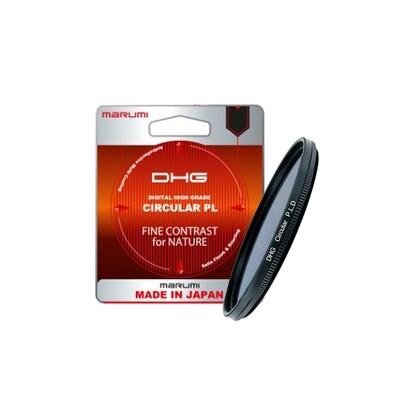 Marumi Filter DHG CPL - มัลติโค้ด ขนาด 52 , 58 , 62 , 67 , 72 mm.