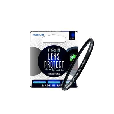 Marumi Filter Fit+Slim MC Protect มัลติโค้ด ขนาด 37 , 40.5 , 46 , 49 , 52 , 55 , 58 , 67 , 72 , 77 , 82 mm.