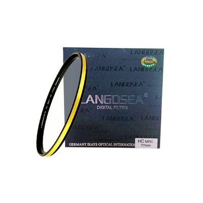 Langdsea Filter HC MRC UV - Germany มัลติโค้ด ขนาด 37 , 40.5 , 58 mm.