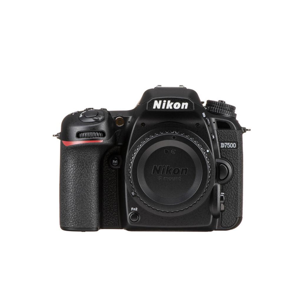 Nikon Camera D7500 BODY - รับประกันร้าน Digilife Thailand 1ปี