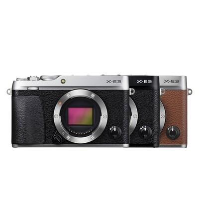 Fujifilm Camera X-E3 Body - รับประกันร้าน Digilife Thailand 1ปี