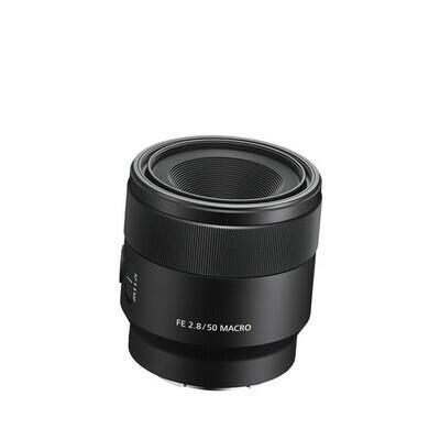 Sony Lens 50mm F2.8 Macro รับประกันร้าน 1ปี