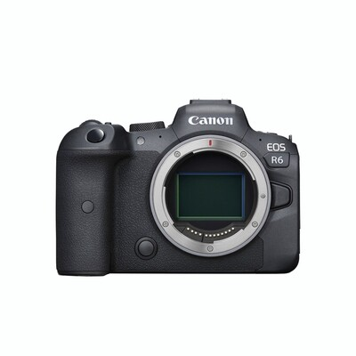 Canon Camera EOS R6 (Body) - รับประกันร้าน Digilife Thailand 1ปี