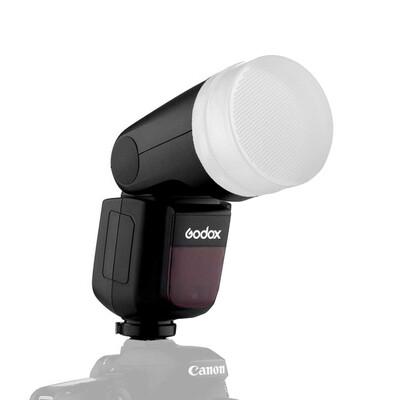 Plastic Softbox For Godox Flash V1
