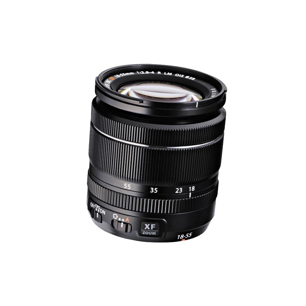 Fuji Lens XF 18-55 mm. F2.8-4R LM OIS - รับประกันร้าน Digilife Thailand 1 ปี