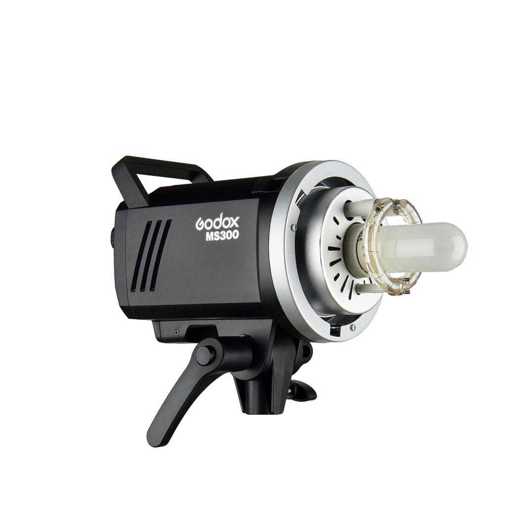 Godox Flash MS300 ( 300W ) - Bowen Mount - รับประกันศูนย์ GodoxThailand 2ปี