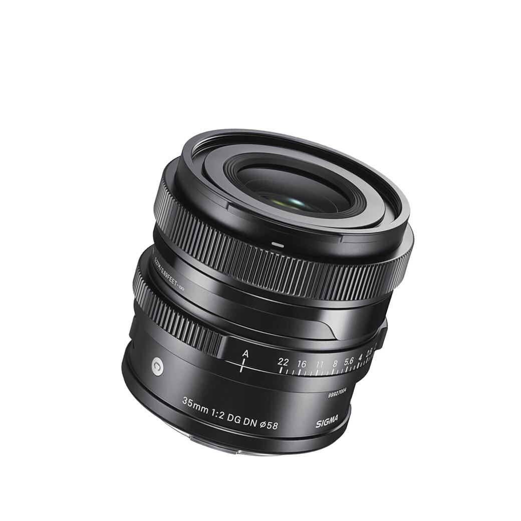 Sigma Lens 35 mm. F2 DG DN Contemporary For Sony E, FE - รับประกันร้าน Digilife Thailand 1 ปี